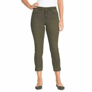 Womens JESSICA SIMPSON Relaxed Crop Skinny Jeans